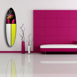 surf art surfboard