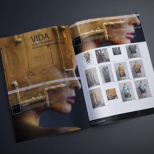 Designer for VIDA